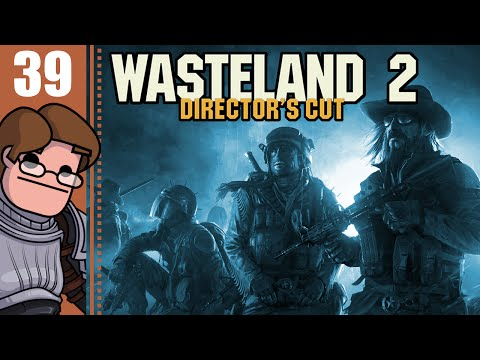 Let's Play Wasteland 2: Director's Cut Part 39 - Abandoned Railway