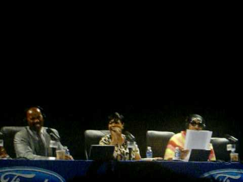 steve harvey morning show 3 live w/ eugene from new orleans essence festival 2010