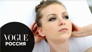 Снимаем боль при мигрени массажем