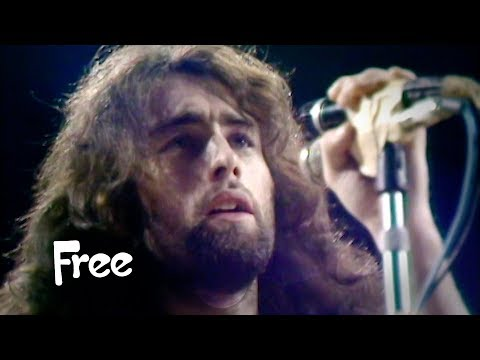 Free - All Right Now (Doing Their Thing, 1970) Official Live Video