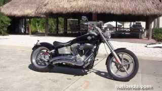 3. Used 2008 Harley Davidson Softail Rocker Motorcycles for sale