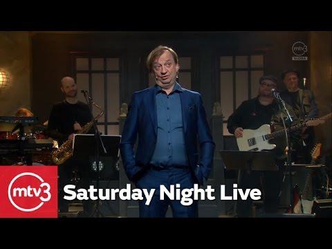 Isäntänä Hjallis Harkimo | Saturday Night Live | MTV3 #SNLSuomi tekijä: SNLSuomi