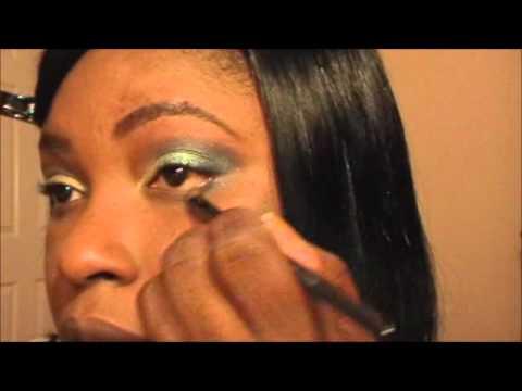Mary kay mineral Makeup Tutorial