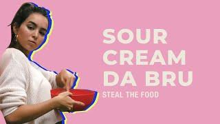 STEAL THE FOOD apresenta: como fazer Sour Cream