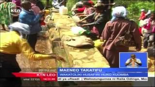 Eneo Moja Subukia Linaaminika Kuwa Madhabahu Makuu Ya Waumini Wa Kanisa Katoliki Nchini Kenya