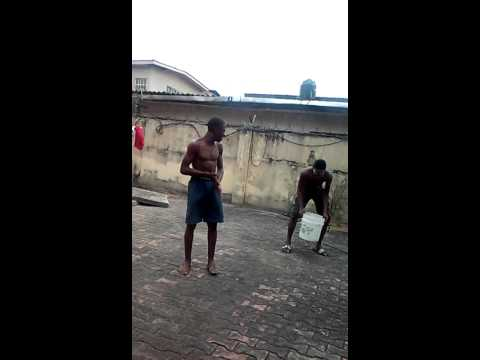 Naija bucket challenge part 2