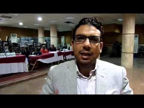 محمد ناصر عبدالله يتقدم باوراق ترشيحة عن القطاع العام بنقابة المحامين