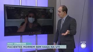 Dois Córregos: pacientes morrem a espera de vaga de UTI