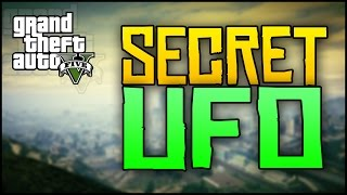 GTA 5 Easter Eggs: SECRET UFO DISCOVERED! (GTA 5 Mysteries & Secrets)