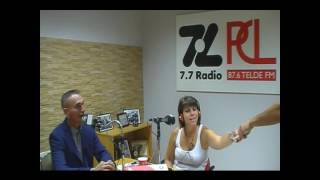 2016 07 11 EN OTRA LINEA CON CAROLINA UCHE. ANTONIO RODRIGUEZ (PARTE 1)