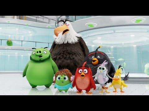 ANGRY BIRDS -ELOKUVA 2 | Virallinen suomeksi puhuttu traileri #2 | Elokuvateattereissa 9.8.2019
