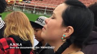 A.N.N.A. on AWAKENED Documentary