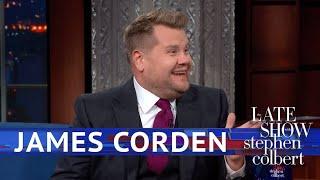 Video James Corden Rates Trump's Royal Performance MP3, 3GP, MP4, WEBM, AVI, FLV Juni 2019