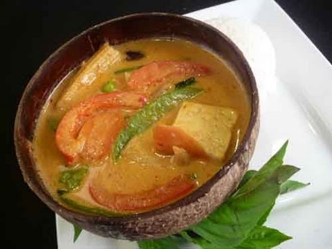Thai Red Curry Recipe, Thai Cuisine
