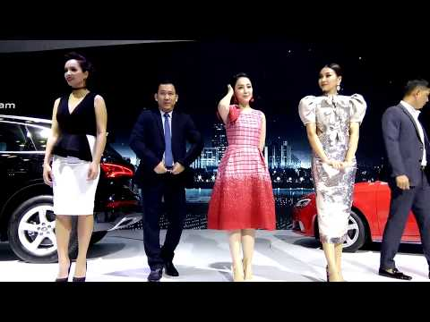 0 Triển lãm ôtô quốc tế Việt Nam chính thức khai mạc