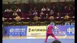 Linzhi China  city photos gallery : 10th All China Games 2005 - GS - Lin Zhi Yong (Shanxi)