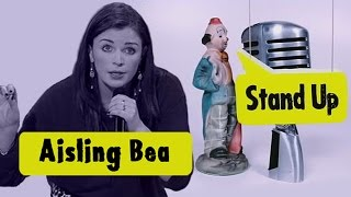 Teaching kids life lessons - Aisling Bea // Russell Howard's Good News