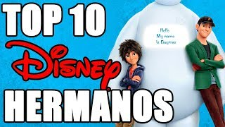 Video Top 10 Hermanos de Disney MP3, 3GP, MP4, WEBM, AVI, FLV September 2018