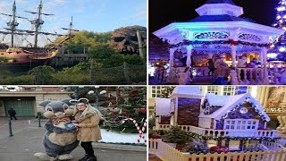 Download Lagu Disneyland Paris vlogs December 2016 (Day 2) | Claire Louise Mp3