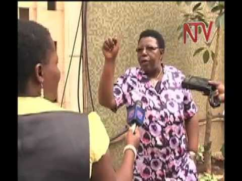 Point blank: Dr. Miria Matembe.