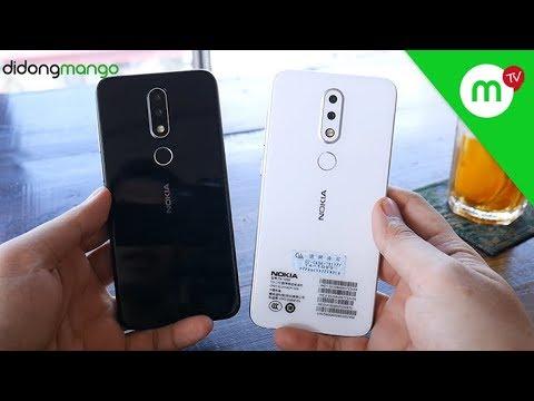 Mua Nokia 6.1 Plus chính hãng hay Nokia X6 xách tay? Những điều cần biết! - Thời lượng: 5 phút, 38 giây.