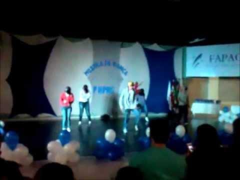 xCrazy | 1ª Mostra de Dança FAPAG 2013 (Porto Belo - SC)