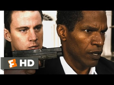 White House Down (2013) - You're Not Going to Shoot the President Scene (5/10) | Movieclips