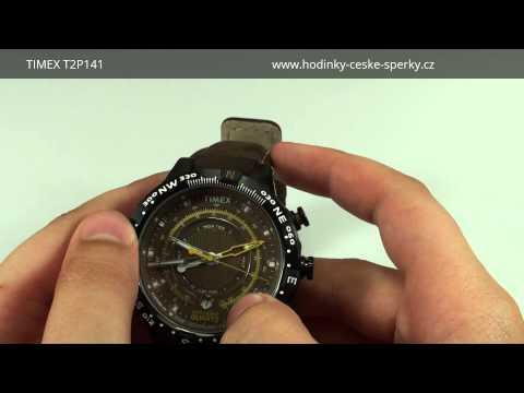 Kubova recenze hodinek TIMEX Tide Temp Compass T2P141