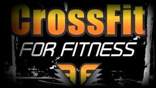 CrossFit For Fitness - Construction Timelapse