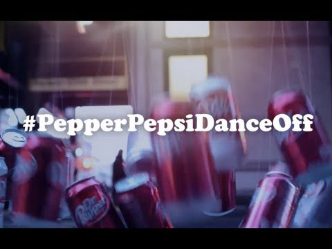 Dr. Pepper Commercial (2013) (Television Commercial)