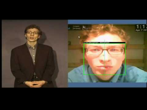 Augmented Reality / Wearable Computing Facial Recognition