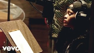 Rihanna - Bitch Better Have My Money (In Studio Behind The Scenes) (Explicit)