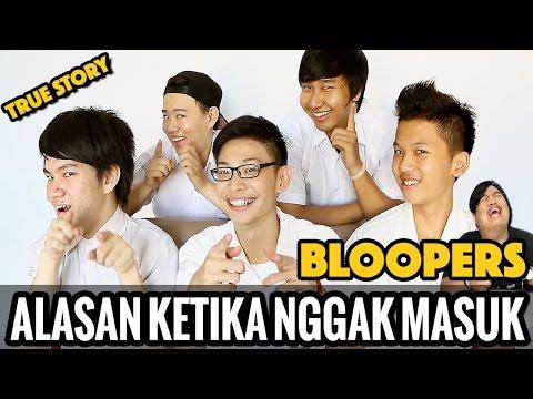 gratis download video - Bloopers-AlasanAlasan-Pelajar-Ketika-Nggak-Masuk-Sekolah