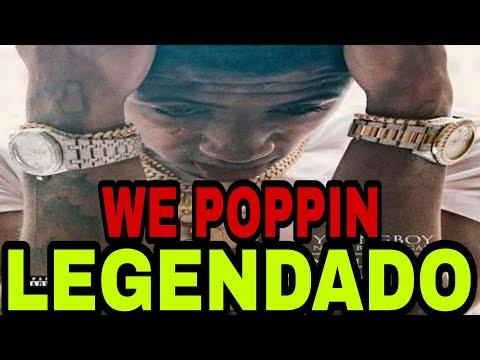 Video YoungBoy Never Broke Again - We Poppin ( feat. Birdman ) ( Legendado ) download in MP3, 3GP, MP4, WEBM, AVI, FLV January 2017