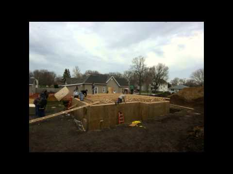 Habitat for Humanity Build - Boone, Iowa
