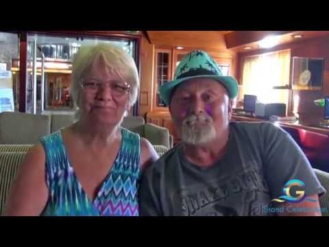 Don and Barbara Grand Celebration Cruise Testimonial