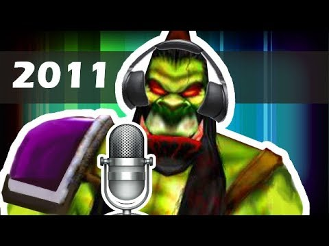 Warcraft 3 в 2011 году