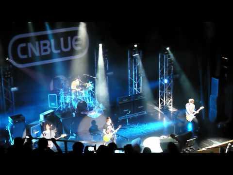[Fancam] 20120922 CNBLUE@LONDON - Hey You (видео)