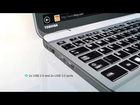 Toshiba - The 39.6 cm (15.6