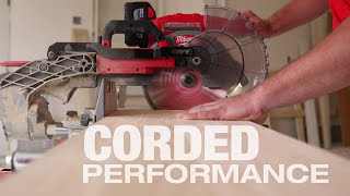 Milwaukee® Powertools M18 FUEL™ Miter Saw