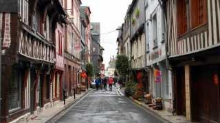 Honfleur France  City pictures : Honfleur - France (HD1080p)