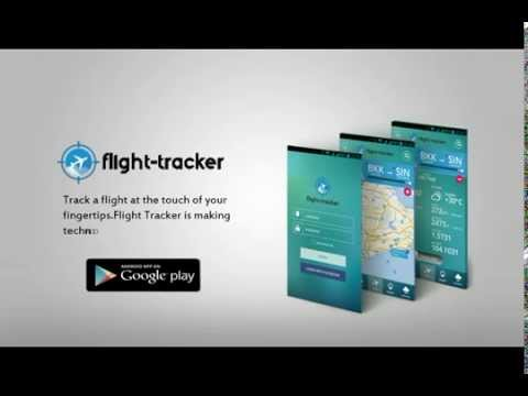 Video of Flight-Tracker