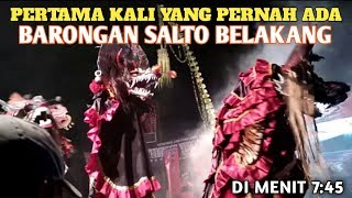 Video SAKRAL-BARONGAN DEVIL'S CREW!!! barongan salto mburi di menit (7:45) MP3, 3GP, MP4, WEBM, AVI, FLV Agustus 2018