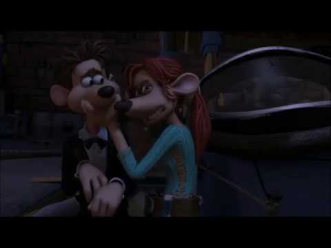 Flushed Away - Roddy and Rita get captured