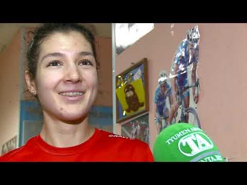 Диана Климова - уникум тюменского велотрека - уже берёт медали Кубка мира