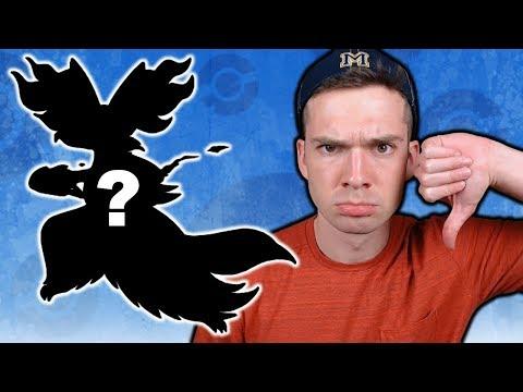 MandJTV's Top 10 Least Favorite Pokemon