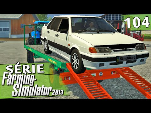 Farming Simulator 2013 - Carro Novo