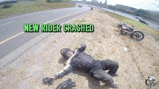 Video NEW RIDER CRASHED MP3, 3GP, MP4, WEBM, AVI, FLV Juli 2019