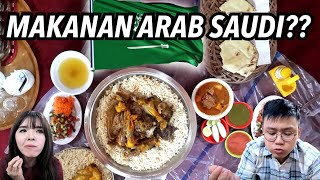 Video Makanan Arab Saudi Ternyata Enak Banget !! Cobain Yuk!! MP3, 3GP, MP4, WEBM, AVI, FLV Maret 2018