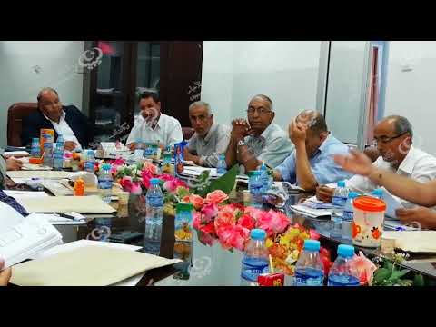 مراقبة تعليم مصراتة تناقش استعدادات المؤسسات التعليمية لامتحانات الشهادتين الإعدادية والثانوية